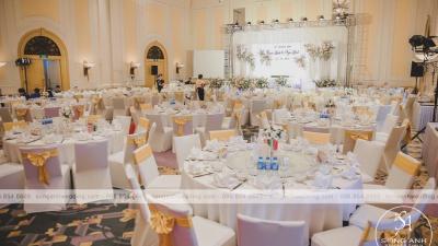 Tất tần tật những thắc mắc cần giải đáp khi tổ chức tiệc cưới tại nhà hàng, khách sạn