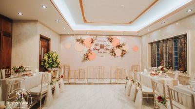 Dịch vụ trang trí đám cưới trọn gói của Song Anh Wedding gồm những gì?