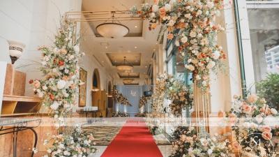 3 địa điểm tổ chức tiệc cưới sang trọng tại Hà Nội