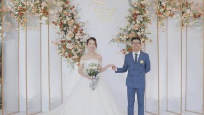 Quy trình chuẩn bị đám cưới nhanh gọn cho nàng dâu hiện đại